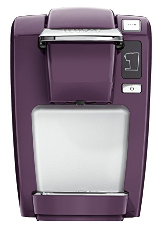 KEURIG K15 Single-Serve Compact K-Cup Pod Coffee Maker, B...