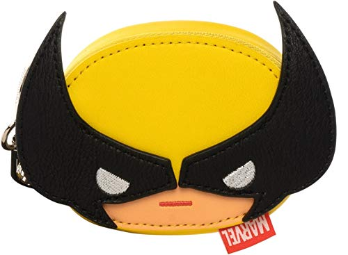 X Men Wolverine Coin Bag