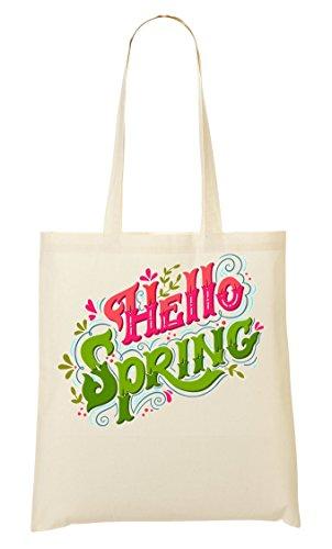 Spring Bolso De Mano Bolsa De La Compra