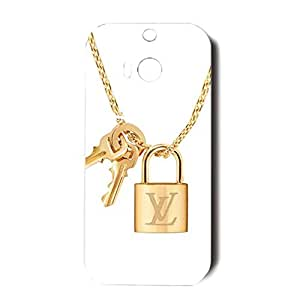 Classical Creative Design Louis and Vuitton Logo Phone Case 3D Phone Case snap on Htc One M8
