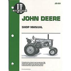 JD201 New Shop Manual For John Deere 320 330 40 42