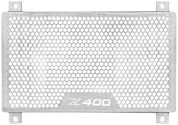 Protezione Griglia Radiatore CNC Alluminio Per Kawasaki Z400 2019