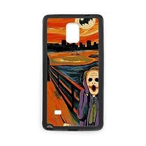 Batman Joker Samsung Galaxy Note 4 Cell Phone Case Black 6KARIN-202373
