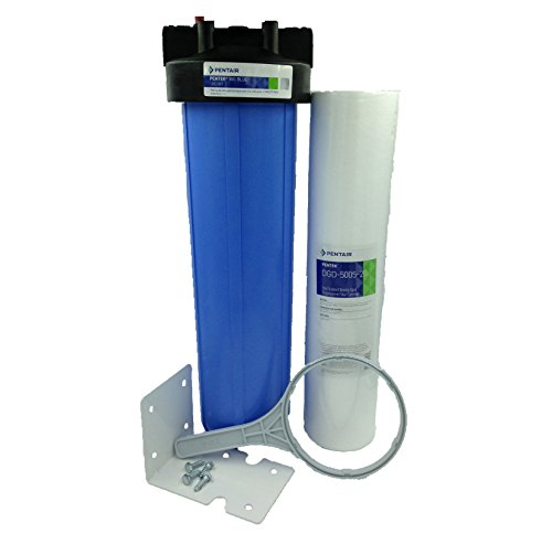 Whole House Water Filter System for Sediment Includes: 20