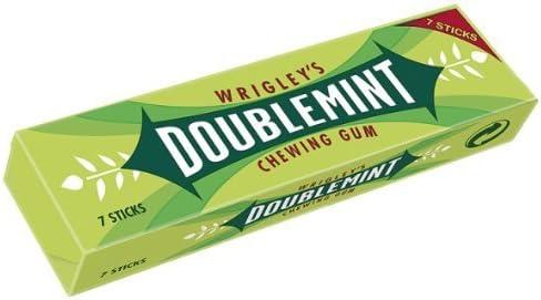 Wrigleys Doublemint Chicle 7 Palitos (Caja De 14): Amazon.es: Alimentación y bebidas