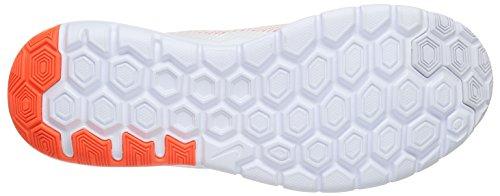 White de Bright Mango Experience Blanco Nike Running RN Wmns Flex Mujer 4 para Zapatillas nwPPTpqfA