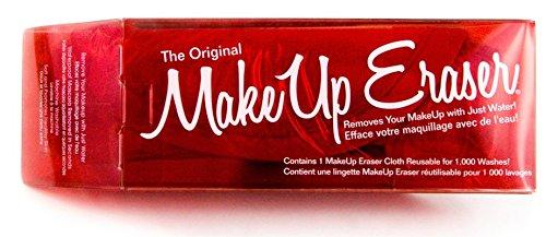 MakeUp Eraser - Toallita Desmaquillante. Color Rojo 860332000273