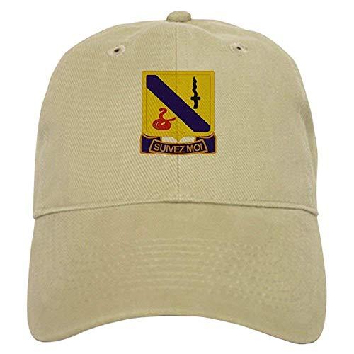 14th Armored Cavalry Regiment Cap - Baseball Cap Adjustable Closure, Unique Printed Baseball Hat