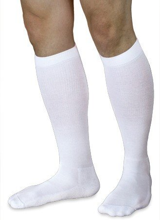 e6f9c4de19d Image Unavailable. Image not available for. Color  Sigvaris 602 Diabetic 18-25  mmHg Knee High Compression Socks ...