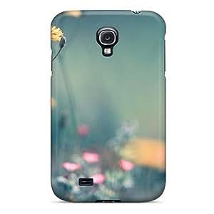Protection Case For Galaxy S4 / Case Cover For Galaxy(pretty Garden)