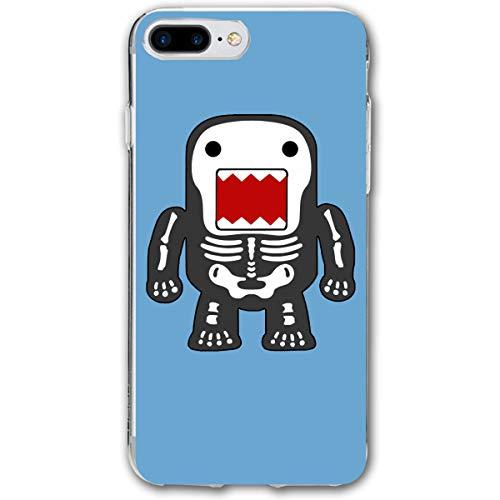 - For IPhone 7 Plus Case, For IPhone 8 Plus Case, Funny Cool Domo-kun Skeleton Ultra Thin Mobile Phone Cover Case Shell Shockproof Full-Body Protective Case Cover For IPhone 7 Plus /8 Plus 5.5