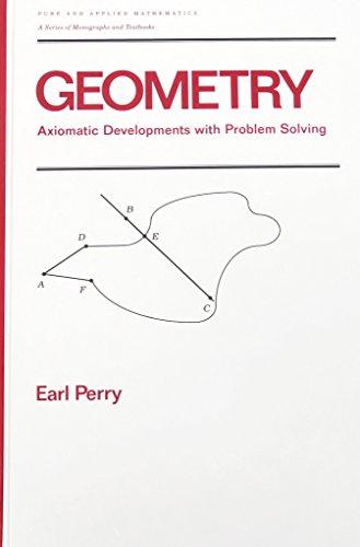 Pdf Math Geometry (Chapman & Hall Pure and Applied Mathematics)