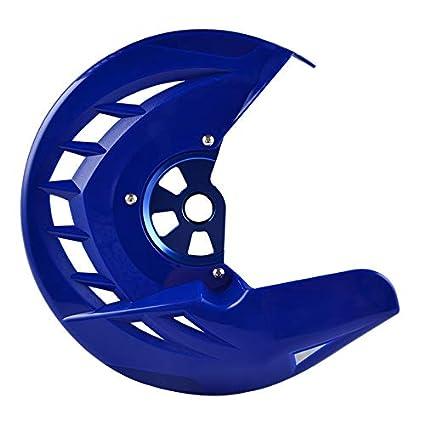 MUJUN Reserva Frente Disco de Freno Guard for KTM 125 150 200 250 300 350 400 450 530 SX SXF XC XCF EXC EXCF SXF 2017 2018 2019 2020 for Husqvarna Color : OB