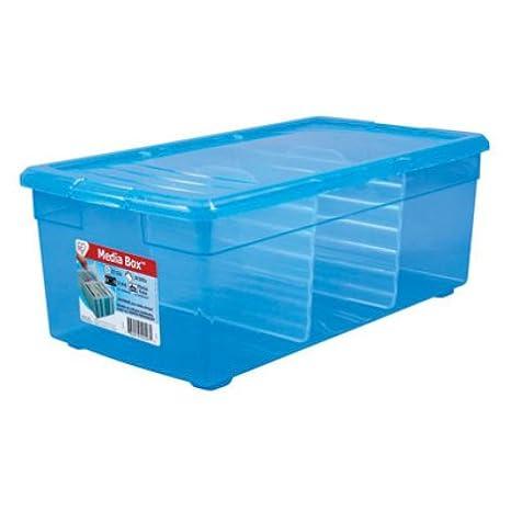 Charmant Iris Media Storage Box