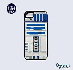 iPhone 5 5s Tough Case - R2D2 iPhone Cover