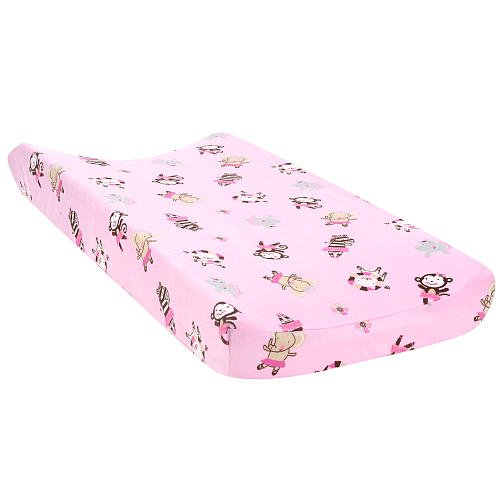 Summer Infant Tutu Cute Changing Pad Cover, Dimensions: 16 x 32 inches