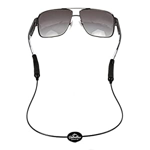 Rec-Strapz Sunglasses / Eyewear Ultimate Retainer System - Made in USA - Patent Pending Design
