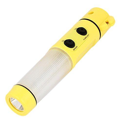 uxcell LED Flashlight Window Break Hammer Belt Cutter by uxcell (Image #4)