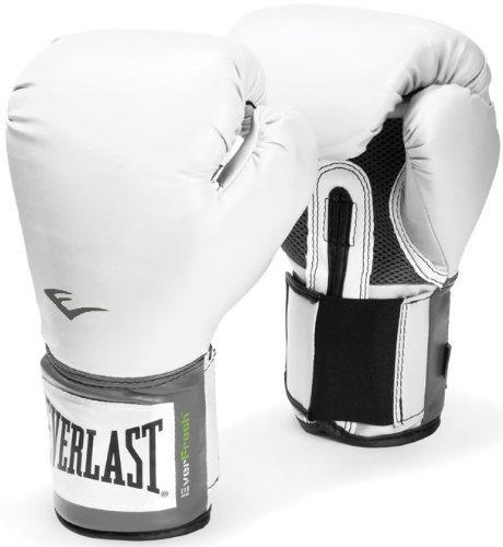 Everlast Pro Style Women's Training Gloves (White, 14 oz.)