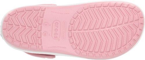 Crocs Crocband II, Zoccoli e sabot,Uomo rosa baby