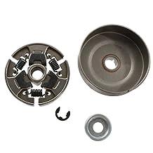 Clutch Drum Chain Sprocket Set For STIHL MS170/180/210/230/250 Chainsaw