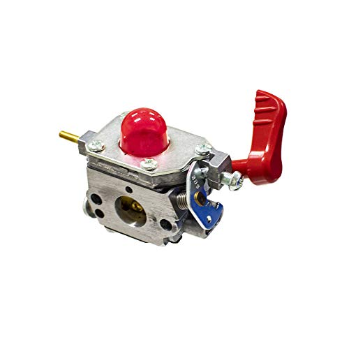 Husqvarna 545081857 Leaf Blower Carburetor Genuine Original Equipment Manufacturer (OEM) Part for Craftsman, Poulan, McCulloch by Husqvarna