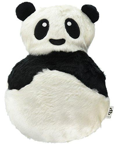 PetSafe Pogo Plush Toys - Durable Squeaker Dog Toy Without - Panda Toy Dog
