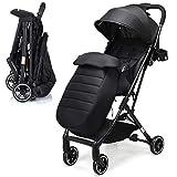 Best Light Strollers - BABY JOY Stroller, Pram Baby Carriage, Lightweight Stroller Review