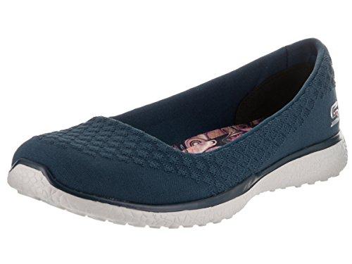 Skechers Womens Microburst One up Fashion Sneaker