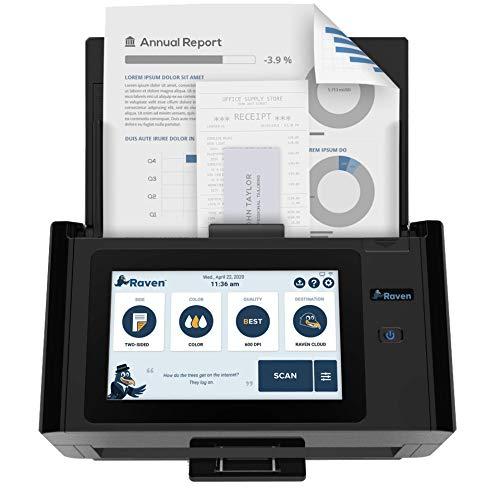 Raven Pro Document Scanner