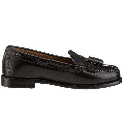 Bass G.H Co. Women's Washington Kiltie Tassel Black fake cheap price outlet fashion Style n6XK7