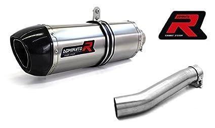 DOMINATOR Auspuff Suzuki GSXR 600 750 K8-K9 L0 08-10 GP I DB Killer
