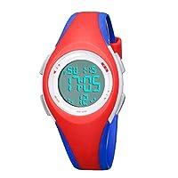 Kids Watch Outdoor Waterproof Watch with Alarm for Child Boy Girls Gift LED Kids Digital Sport Watch