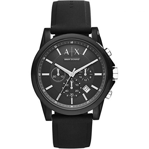 Mens Armani Exchange Chronograph Watch - Uk Armani Exchange