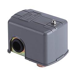 FTVOGUE 40-60PSI 110V-230V Water Pump Pr...
