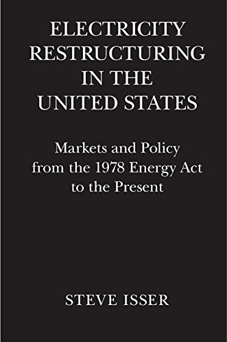 Download Electricity Restructuring in the United States: Markets and Policy from the 1978 Energy Act to the Present Pdf