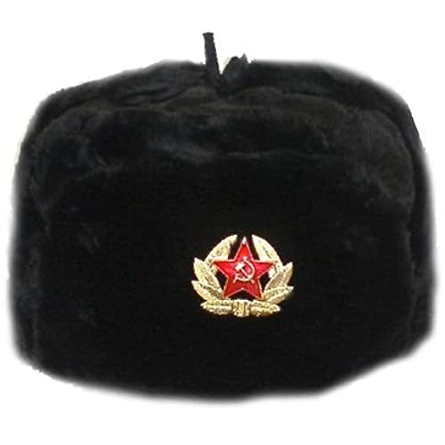 Russian Fur Hat Amazon Com