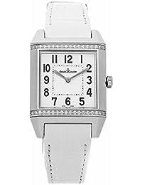 Jaeger LeCoultre Reverso Quartz Female Watch Q7068421 (Certified Pre-Owned)