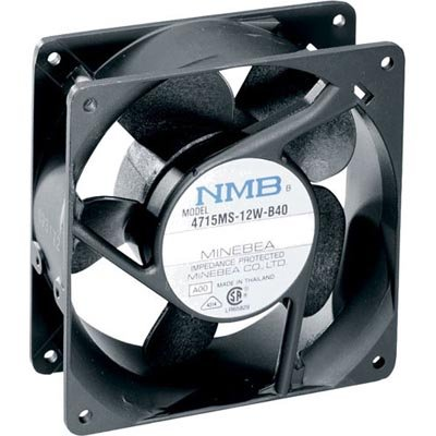 115V Fan, Cord and Hardware Included Fan Size: 4.5