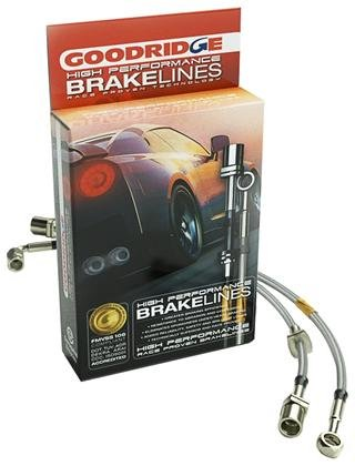 Goodridge 02-07 WRX/STi Brake Lines ()