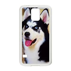Husky Discount Personalized Cell Phone Case for SamSung Galaxy S5 I9600, Husky Galaxy S5 I9600 Cover