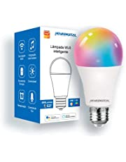 Smart Lâmpada Led RGB Wifi Casa Inteligente 10w Bivolt