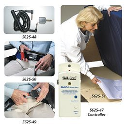 90 Day Sensor Pad - Skil-Care 081074186 Under Mattress Sensor Pad, 10