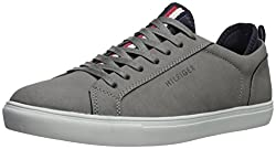 Tommy Hilfiger Men's Mcneil Shoe, Grey, 10.5 Medium Us