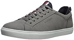 Tommy Hilfiger Men's Mcneil Shoe, Grey, 10.5 Medium Us