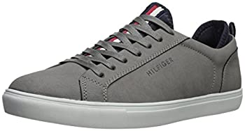 Tommy Hilfiger Men's Mcneil Shoe, Grey, 10.5 Medium Us 0