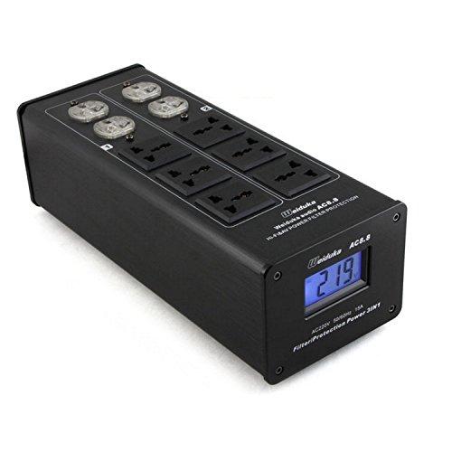 - Weiduka AC8.8 3000W 15A Advanced Audio Power Purifier Filter AC Power Socket
