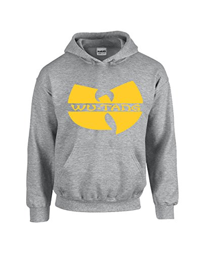 Wu-Tang Clan Design Famous Popular Unisex Pullover Hoodie Hooded (Famous Couple Names)