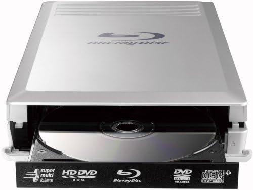 I-O DATA USB2.0&eSATA外付BD/HD DVD両対応マルチドライブ BRD-UXH6
