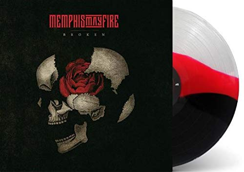 (Broken (Limited Edition Clear/Red/Black Tricolor Vinyl))
